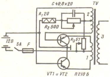 ваз 21104 електрические схемы